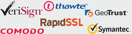 There are different SSL providers