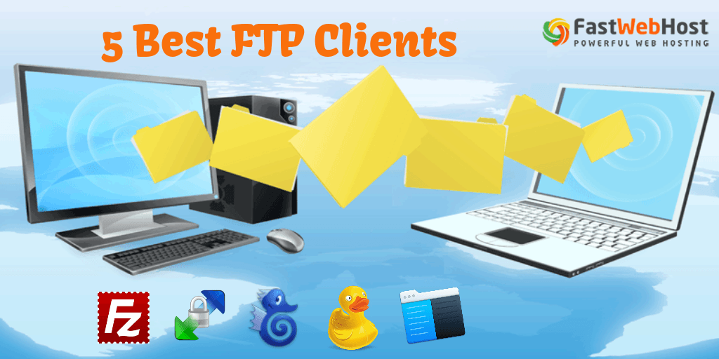 5 Best FTP Clients