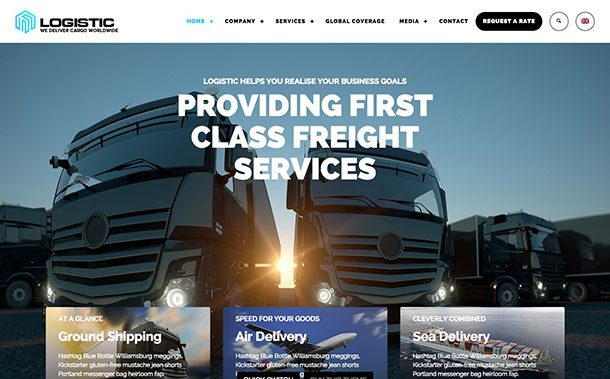 Logistic and Transportation Theme