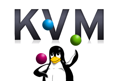 KVM virtualization