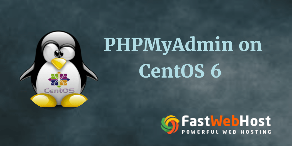 Installing PHPMyAdmin on CentOS