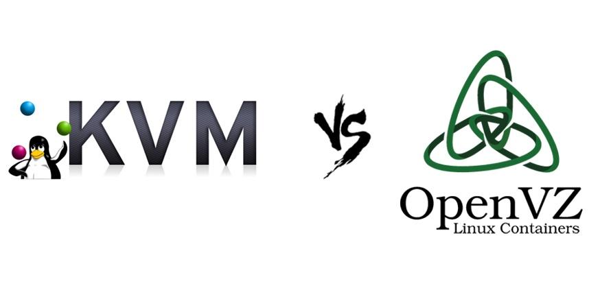 KVM vs OpenVZ