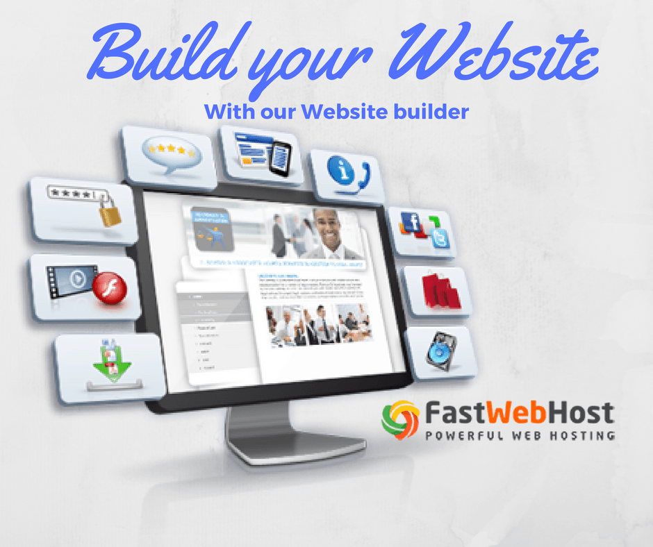 FastWebHost WebSite Builder
