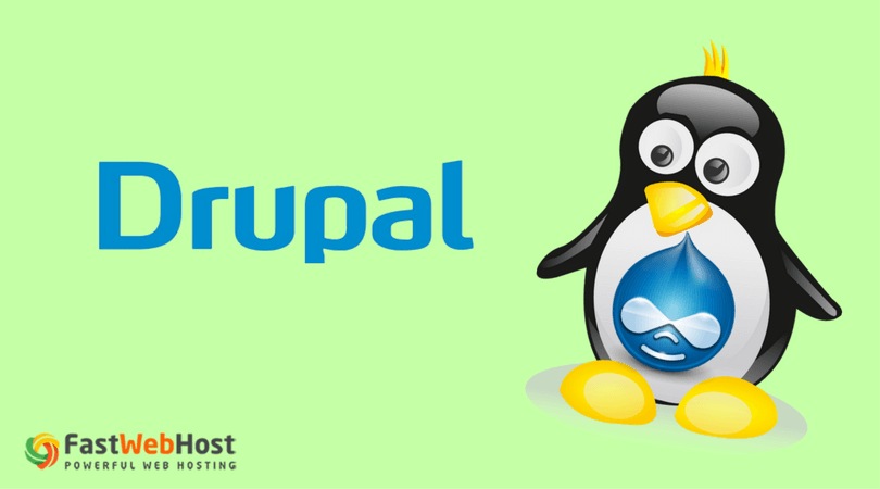 FastWebHost-Drupal-Installation