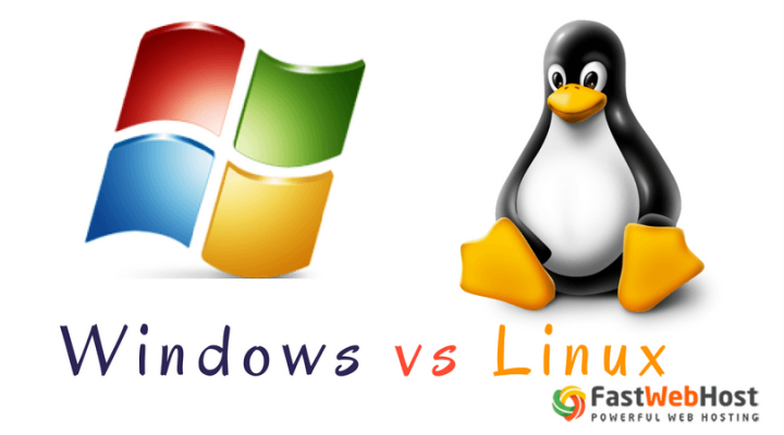 Windows-vs-Linux-Hosting