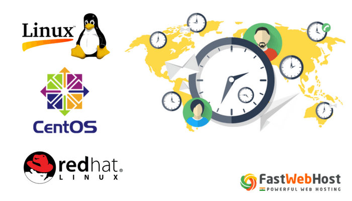 Linux Change Timezone, Date and Time Commands